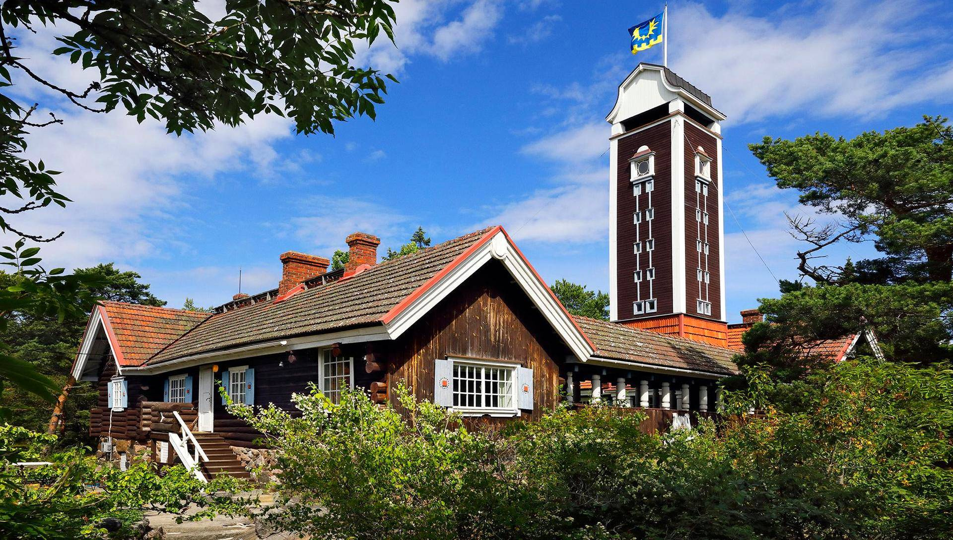 Villa Sarvilinna (Villa Hornborg)