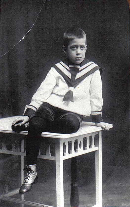 Toivo Hornborg v. 1922