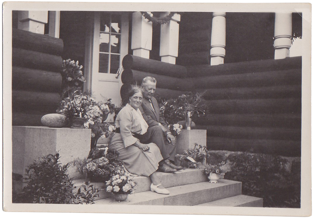 Varma and Alarik Hornborg 1935