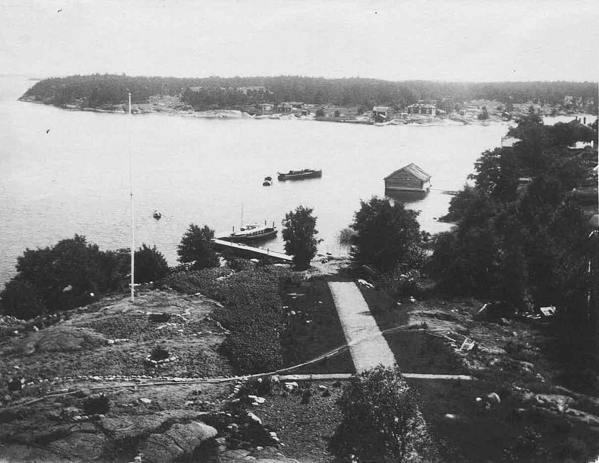 Verkholma headland 1922