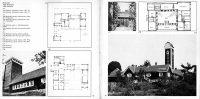 Planerna till Villa Dalkulla och Villa Hornborg