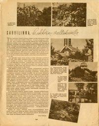 Suomen Kuvalehti 11.8.1945