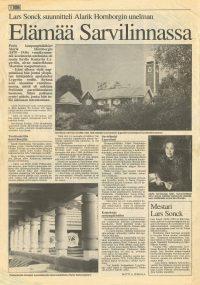 Turun Sanomat 3.4.1993