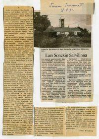 Turun Sanomat 19.8.1991