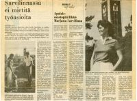 Turun Sanomat 28.7.1985