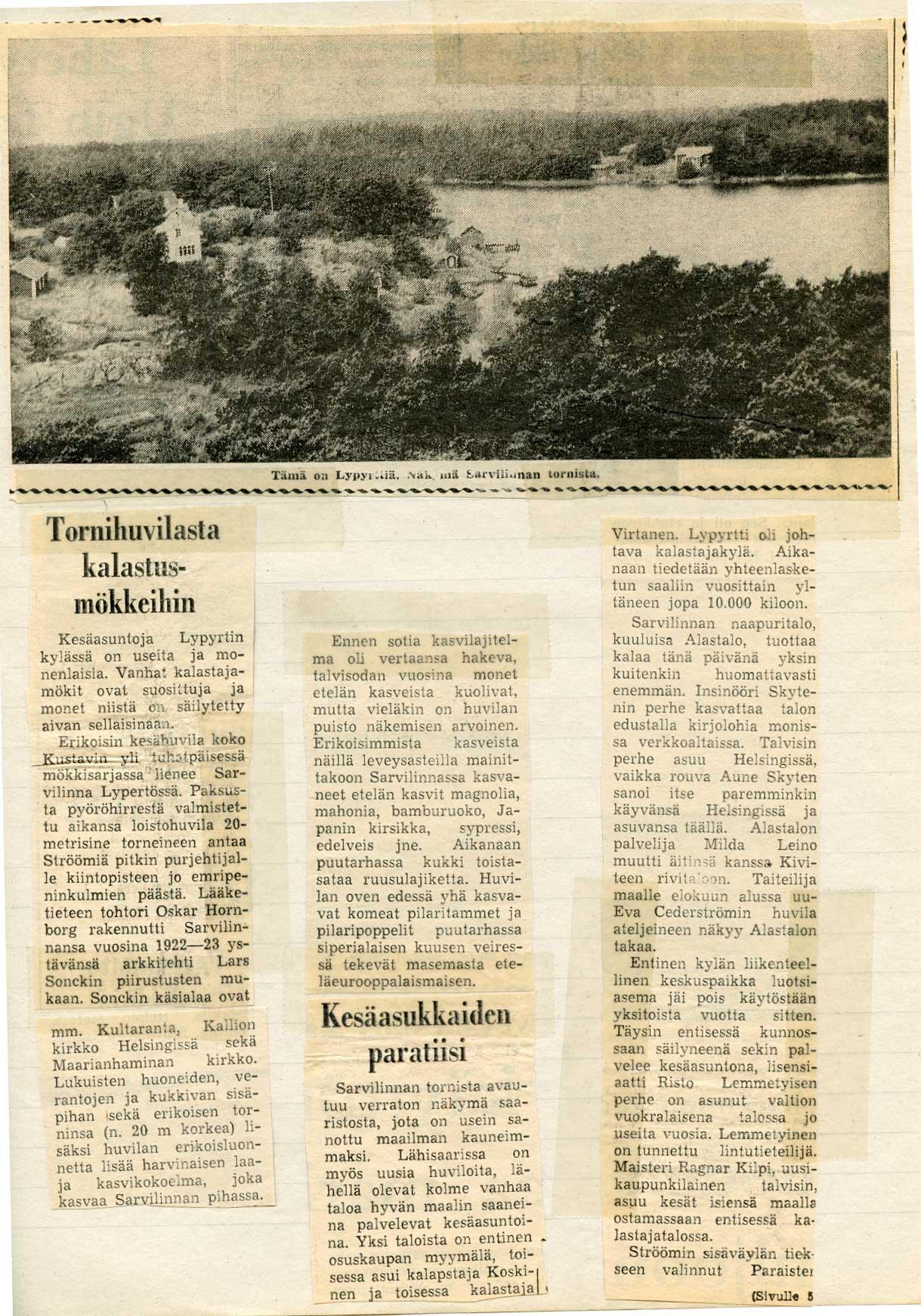 Uudenkaupungin Sanomat 1.8.1973 s. 3