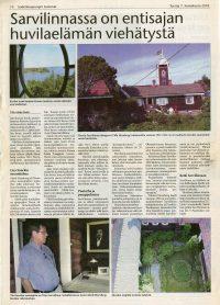 Uudenkaupungin Sanomat 7.7.2005